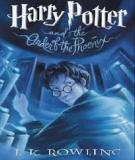 Harry Porter and The order of the phoenix