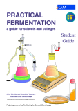 PRACTICAL FERMENTATION A GUIDE FOR SCHOOLS AND COLLEGES