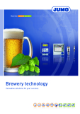 Brewery technology Innovative solutions for your success
