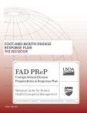 FOOT-AND-MOUTH DISEASE RESPONSE PLAN THE RED BOOK