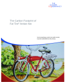 The Carbon Footprint of Fat Tire® Amber Ale