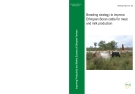 Breeding strategy to improve  Ethiopian Boran cattle for meat  and milk production