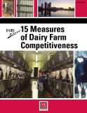 15 Measures   of Dairy Farm  Competitiveness