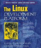 Linux Development Platform: Configuring, Using, and Maintaining a Complete Programming Environment
