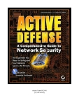 Active Defense — A Comprehensive Guide to Network Security