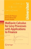 Malliavin Calculus for L´evy Processes with Applications to Finance