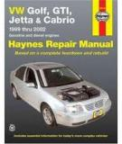 VW Golf and Jetta Service and Repair Manual