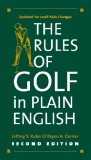 The rules of golf in plain english
