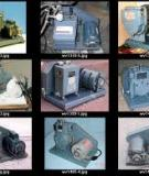 Mechanical vacuum pumps *