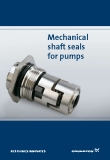 Mechanical  shaft seals for pumps