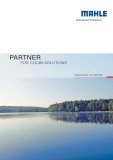 PARTNER FOR CLEAN SOLUTIONS INDUSTRIAL FILTRATION