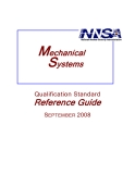 Qualification Standard  Reference Guide  SEPTEMBER 2008