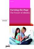 Turning the Page The Future of eBooks