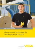 Measurement technology for  reliable paper production