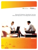 Microsoft Windows® SharePoint ® Services Microsoft DynamicsTM AX Integration Scenarios