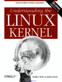 UNDERSTANDING THE LINUX  KERNEL 3RD EDITION