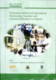 promoting market led agricultural technology transfer