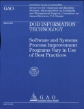 dod information technology software and systems process improvement programs