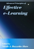 advanced principles of effective e learning