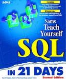 Teach Yourself SQL in 21 Days, Second Edition