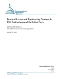 foreign science and engineering presence in u s
