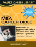master in business administration career bible