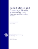 failed states and casualty phobia