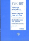 fao yearbook of fishery statistics