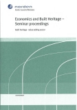 economics and built heritage