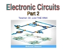Electronic Circuits - Part 2