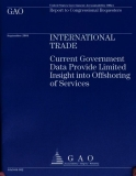 international trade current government data provide limited insight