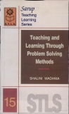 teaching and learning through problem solving methods