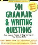 Sách 501 GRAMMAR AND WRITING  QUESTIONS