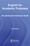 ENGLISH FOR ACADEMIC PURPOSES AN ADVANCED RESOURCE BOOK
