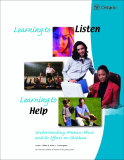 Learning to Listen Learning to  Help Understanding Woman Abuse  and its Effects on Children