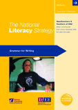 The National  Literacy Strategy Grammar for Writing
