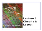 CMOS VLSI Design - Lecture 2: Circuits & Layout