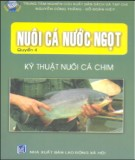 Ebook Nuôi cá nước ngọt: Quyển 4 - Nguyễn Công Thắng, Đỗ Đoàn Hiệp