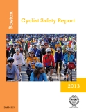 Boston Cyclist Safety Report 2013