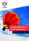 A brief handbook on social investment