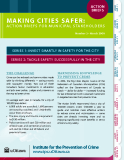 MAKING CITIES SADER: ACTION BRIEFS FOR MUNICIPAL STAKEHOLDERS