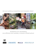 Guidelines for developing  eco-efficient and socially inclusive infrastructure