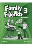 Family and Friend 3 Workbook