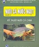 Ebook Nuôi cá nước ngọt: Quyển 4 - NXB Lao động Xã hội