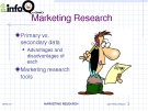 Marketing Research -  the Armed Forces