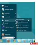 Classic Shell- Mang phong cách Start Menu XP lên Windows 8
