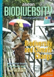 Asean Biodiversity:  Biodiversity and Climate Change