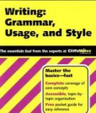 Ebook Writing: Grammar, usage and style