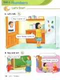 Let's go Begin Student's Book (3rd edition) part 2