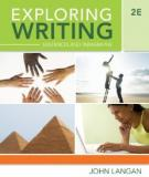 Exploring Writing - Sentences & Paragraphs John Langan